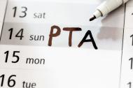 pta-for-parent-teacher-association-marked-in-calendar
